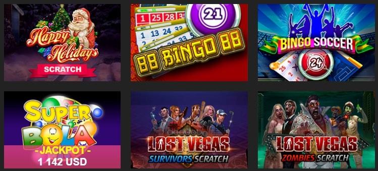 Буй казино лотерея