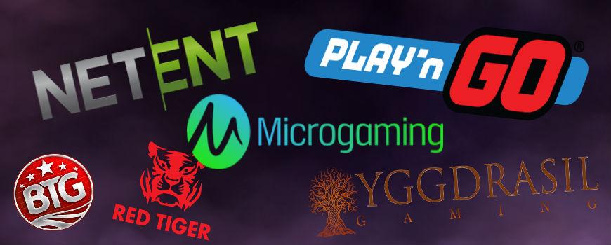 Провайдеры онлайн казино